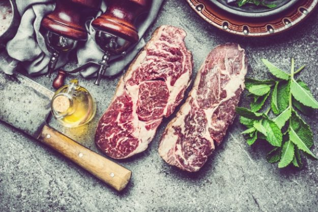 Fleisch-Kochkurs-Gutschein –Steak in unseren Fleisch-Kochkursen