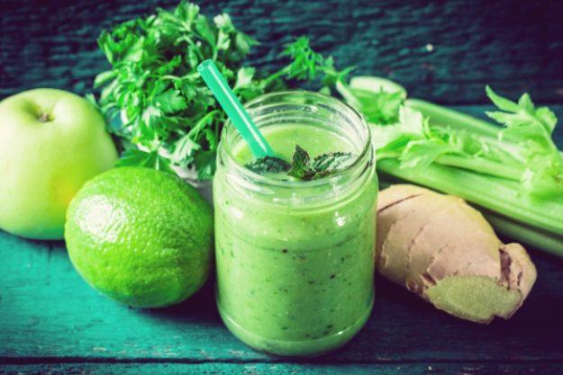 Veggie-Kochkurs-Gutschein –Grüne Smoothies