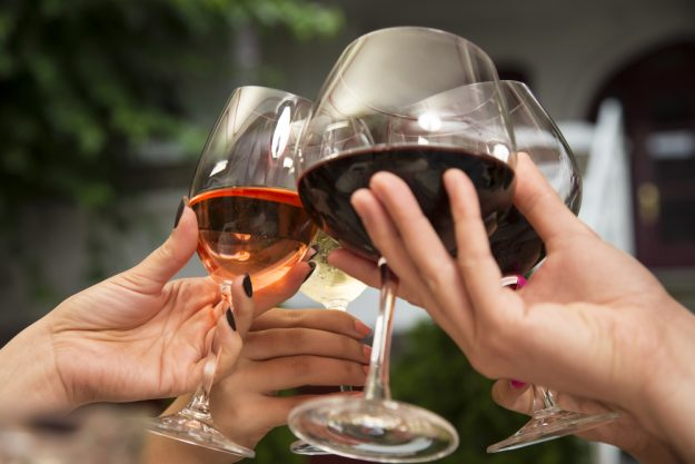 Weinseminar Mannheim - Salute