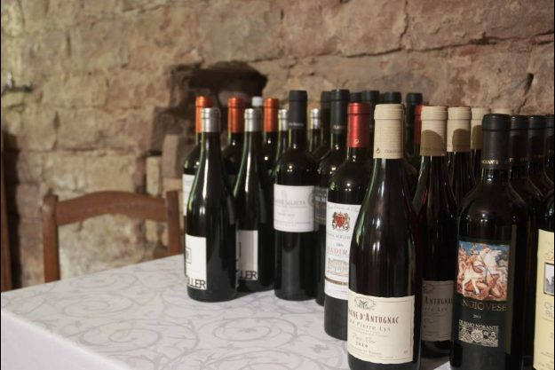 Weinseminar Mannheim - Portweine