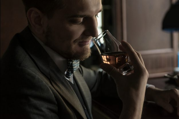 Whisky-Tasting Mannheim – Mann trinkt Whisky