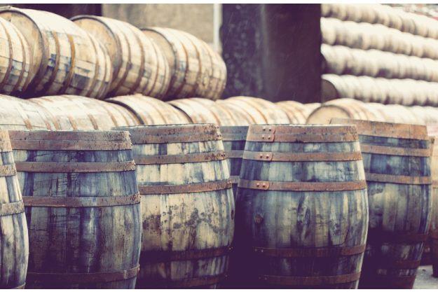Whisky-Tasting Mannheim – Whiskyfässer