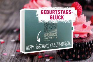 Geschenkgutschein zum Geburtstag Geburtstagsglück
