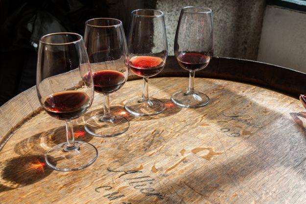 Geschenkgutschein Weinprobe – Sherry