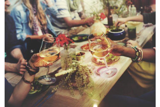 Teambuilding Augsburg – Wein trinken
