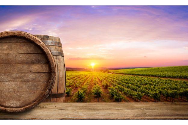 virtuelle reise in die Toskana Sonnenuntergang
