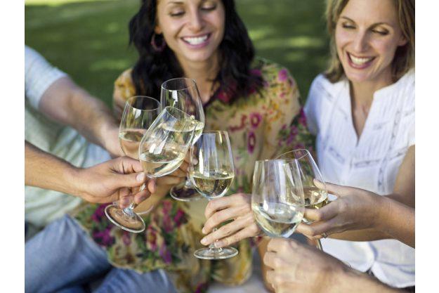 Weinseminar Augsburg – gemeinsam Weisswein verkosten