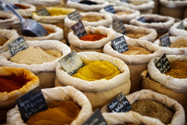 Asia-Kochkurs in Münster - Gewürzmarkt