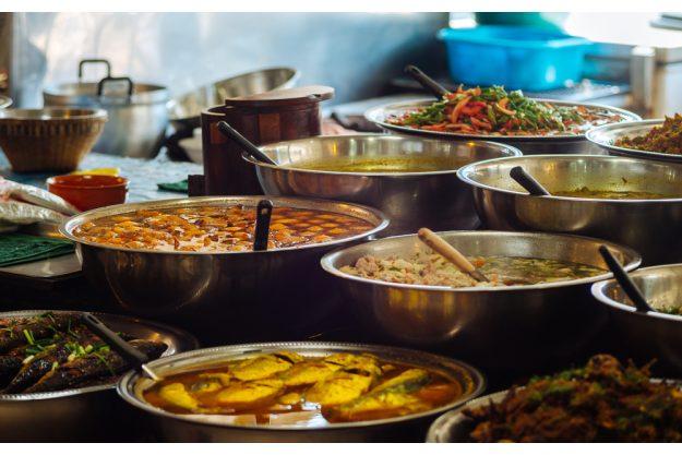 Thai-Kochkurs Senden - asiatische Garküche