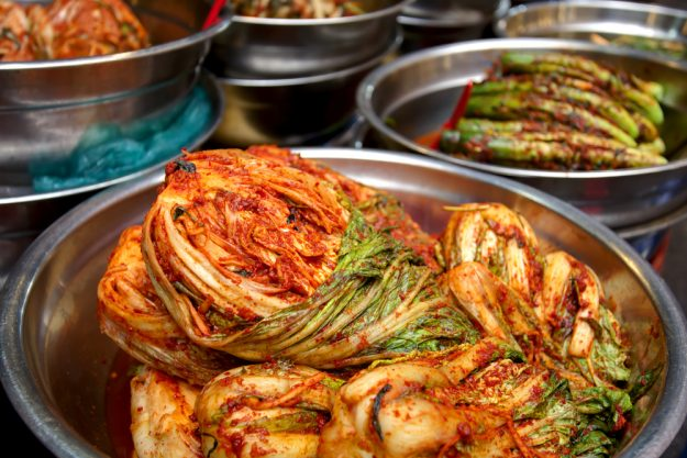 Thai-Kochkurs Senden - Kimchi
