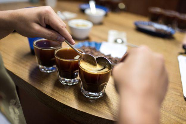 Barista-Kurs Münster – Cupping