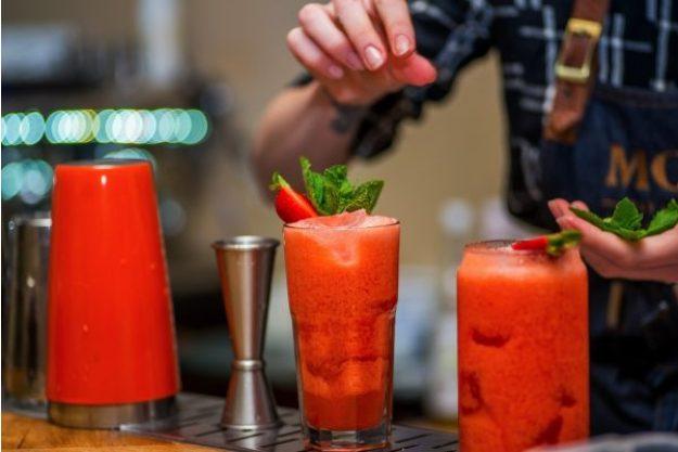 Cocktailkurs Osnabrück – Erdbeer Daiquiri