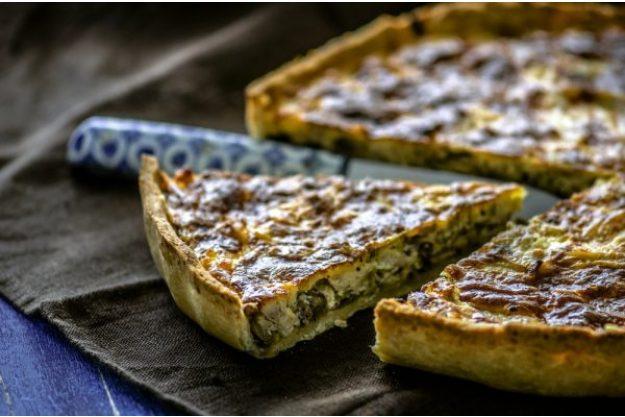Französisch-Kochkurs Senden – Quiche