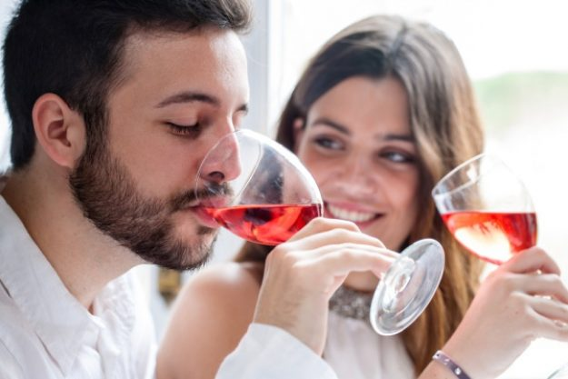 Geschenkgutschein Paare – Weindegustation