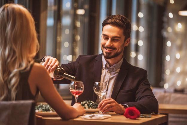 Geschenkgutschein zum Valentinstag – Dinner zu zweit