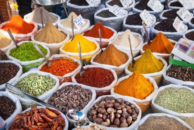 indischer Kochkurs Senden – Gewürzvariationen
