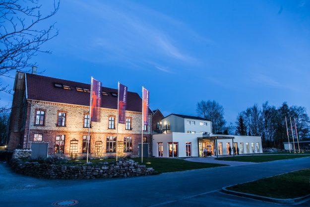 Dinner in the Dark Münster – Aussenanlage