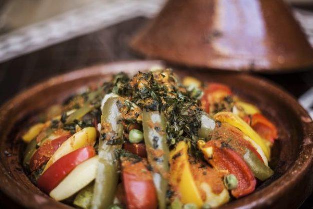 Marokko-Kochkurs Münster –Tajine mit Datteln
