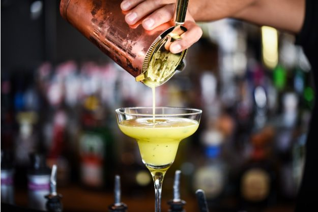 Box für online Events Drink Cocktailkurs online