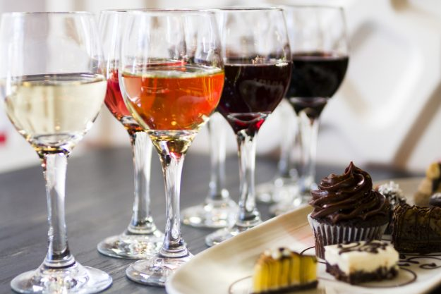 Pralinenkurs in Münster - Wein und Pralinen