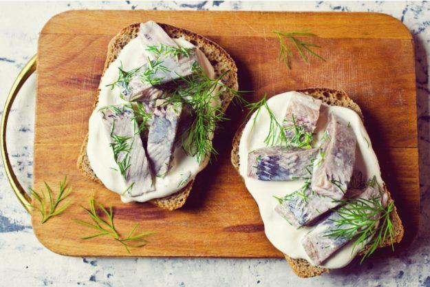 Skandinavien-Kochkurs Münster – Matjes auf Brot