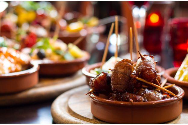 Spanischer Kochkurs Münster – Datteln im Speckmantel