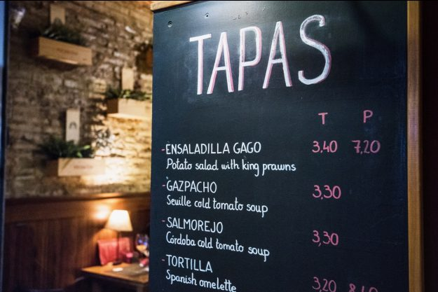 Spanischer Kochkurs Münster – Tapas