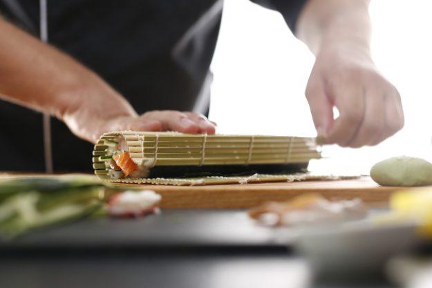 Sushi-Kurs Münster  – Sushi richtig rollen