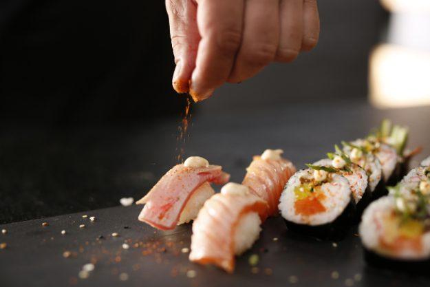 Sushi-Kurs Münster – Sushi würzen