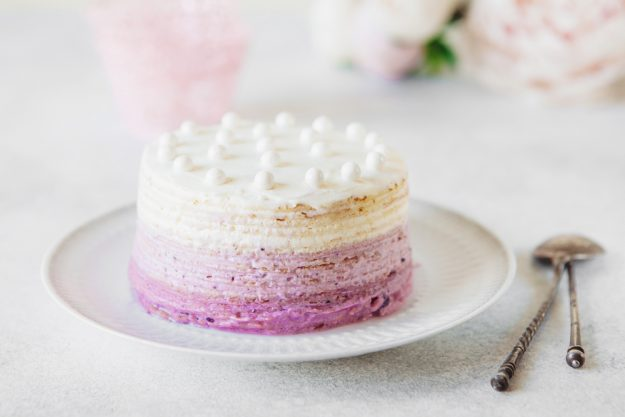 Tortenkurs Münster – Ombre-Optik Torte