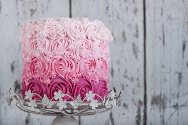 Tortenkurs Münster – Ombre-Torte