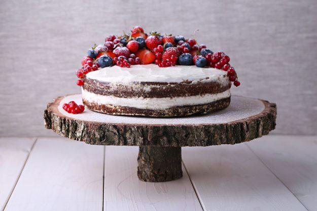 Tortenkurs Münster – Semi Naked Cake