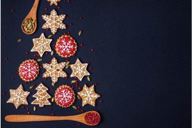 weihnachtlicher-backkurs-münster-dekorierte-Plätzchen