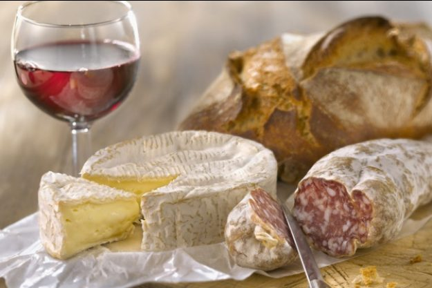 Weinprobe Münster – Wein, Käse und Salami