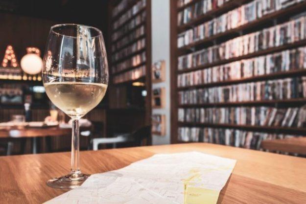 Weinprobe Münster – Bücher und Wein