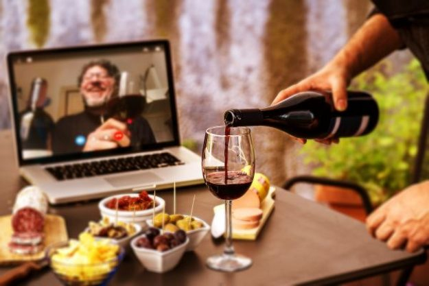 virtuelles Weinseminar