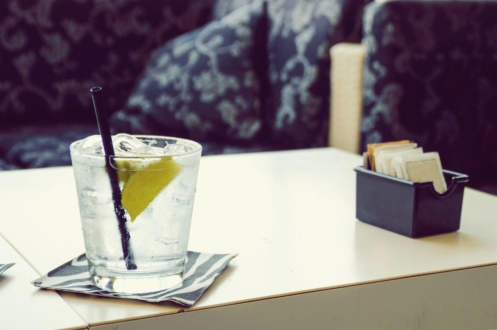 Klar, ehrlich, spektakulär: Gin