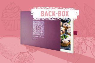 Backkurs-Gutschein  Miomente BACK-Box
