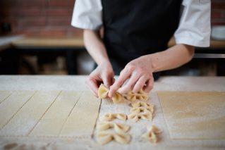 Pasta-Kochkurs Senden Pastaglück