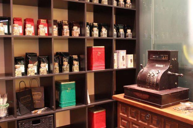 Kulinarische Stadtführung - Teeladen