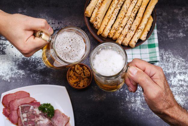 Geschenkgutschein Bierprobe – Bier und Snacks