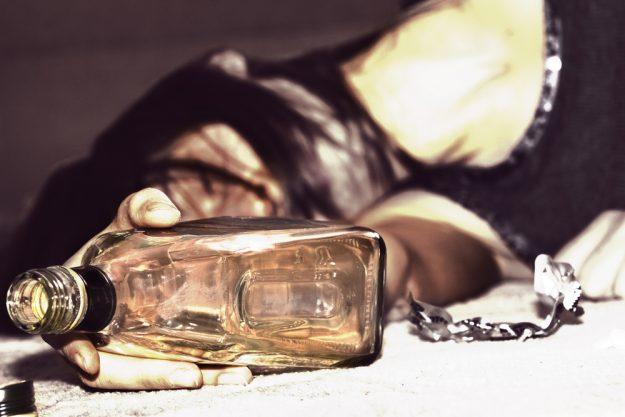 Geschenkgutschein Krimi-Dinner – Giftflasche