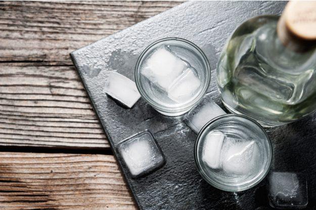 Gin selber machen Karlsruhe – Gin auf Eis