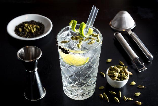Gin selber machen Karlsruhe – Gin Tonic mit Botanicals