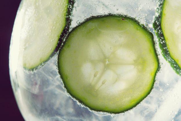 Geschenkgutschein Gin-Tasting – Gin Tonic mit Gurke