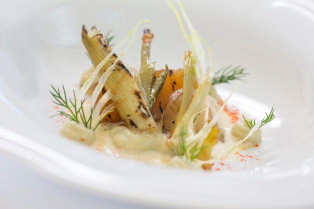 Hotel Traube Tonbach – Gericht Restaurant Schwarzwaldstube
