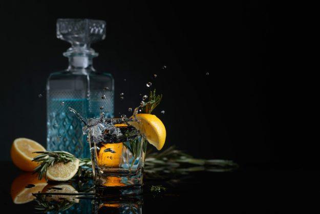 Box für online Events Gin Tonic Probe