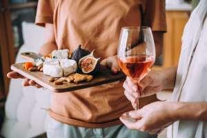 Wein und Käse – Karlsruhe