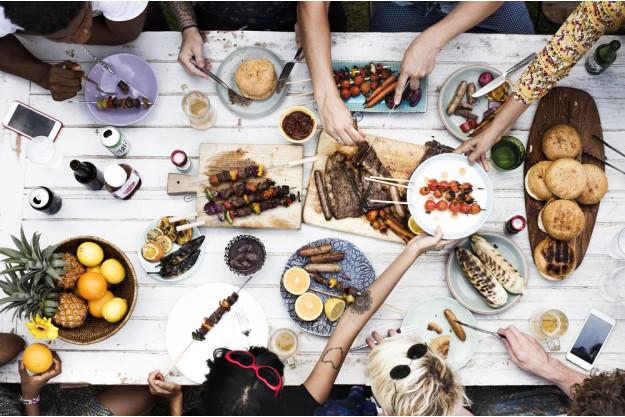 Grillkurs Essen – mariniertes Rindfleisch
