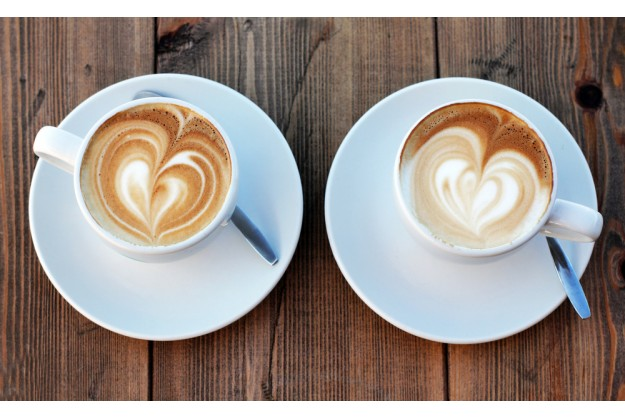 Latte-Art-Kurs Heidelberg - Capuccinoherzen
